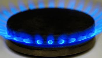 Abbildung einer Gasflamme die an das Gas wechseln erinnert